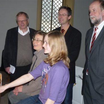 Orgelstipendium geht nach Brilon