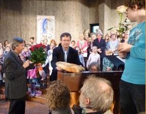 Vom Mittelalter in die Gegenwart gesungen