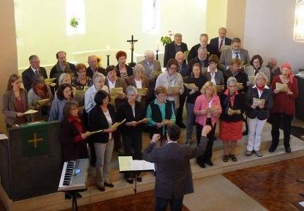Mündige Gemeinde singt