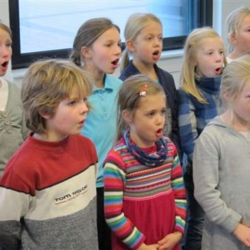 VokalTotal bereitet sich auf Weihnachtsoratorium vor