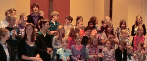 Nachwuchskonzert in der Martin-Luther-Kirche Warstein