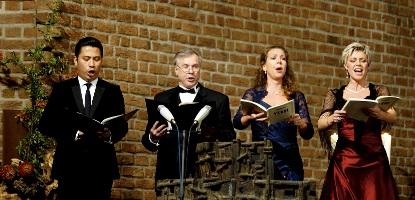 Verdi-Requiem in der Abtei Königsmünster