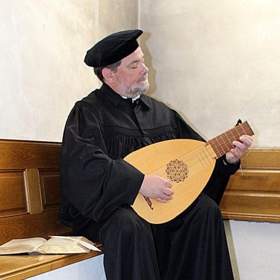 Luther leibhaftig