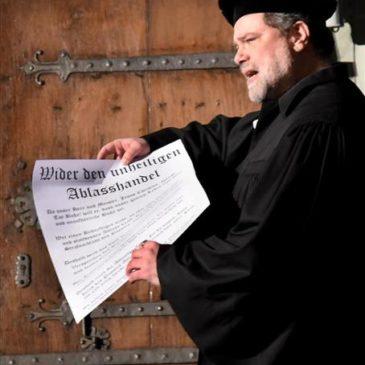 Luther kommt nach Meschede