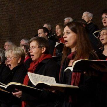 Kinder, Jugendliche und Erwachsene führen Bachs Weihnachtsoratorium auf