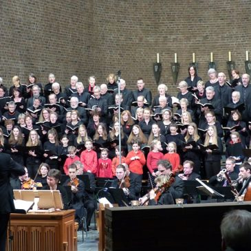 Weihnachtsoratorium in der Abteikirche