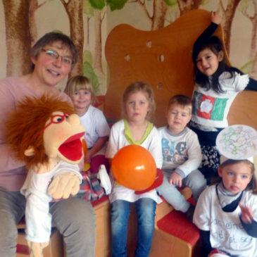 Spatzengruppe probt ab jetzt im Liebfrauen-Kindergarten